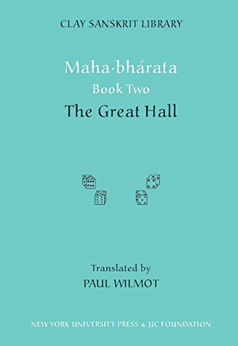 Mahabharata Book Two: The Great Hall (Bk. 2)