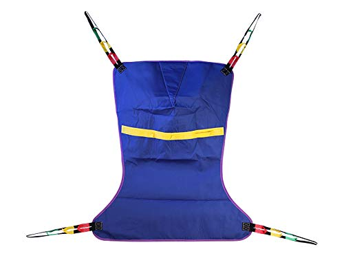 Invacare Compatible Solid Fabric Sling - Full Body (X-Large 60