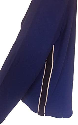 Froginlove - Maglietta a maniche lunghe, colore: blu
