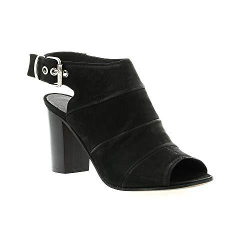 Noir Boots Nubuck Pao Pao Boots Cuir Cuir wR6Ynp