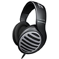 Sennheiser HD515 Dynamic Stereo Sound Audiophile 500 Series Headphones (Discontinued by Manufacturer)