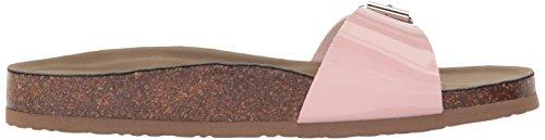 Vaaleanpunainen Naisten Tyttö Tasainen Patenttia Baallot Madden Sandaali BxH0wqRw7