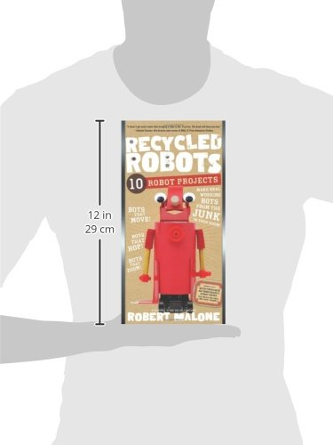 Recycled Robots: 10 Robot Projects by Workman Publishing (Image #1)