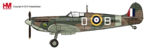 1/48 スピットファイア Mk.VA `ダグラス・バーダー` HA7807