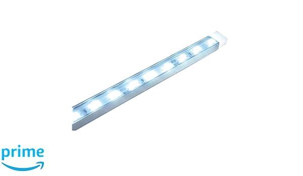 ICA LE45A Kit Tira de LED con Carcasa de Aluminio, Azul: Amazon.es ...