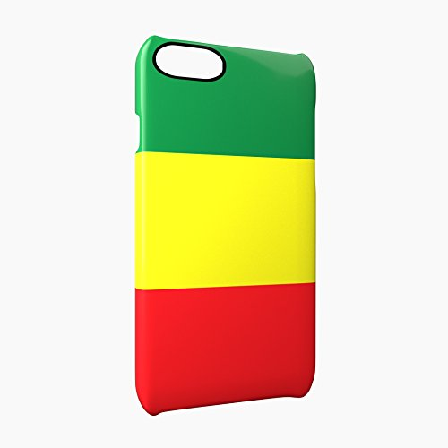 Flag of Mali Glossy Hard Snap-On Protective iPhone 7 Case Cover