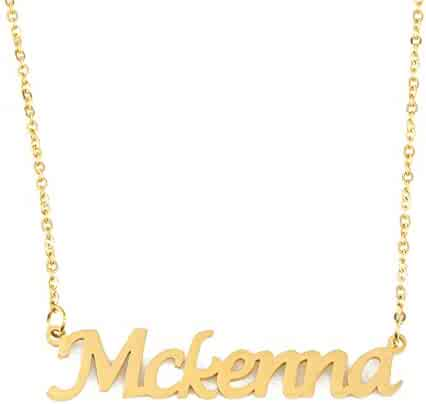 c791f7f114336 Shopping Name Necklaces - Necklaces & Pendants - Jewelry - Girls ...