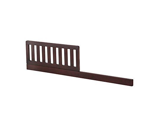 Check Out This Simmons Kids Slumbertime Daybed and Toddler Guardrail, Molasses