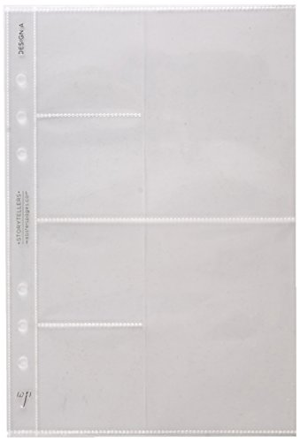 Webster's Pages A5 Planner Photo Sleeve Inserts Variety Pack (P1018)