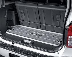 - Nissan 999C3-XR003K Cargo Area Protector Nissan Pathfinder Charcoal