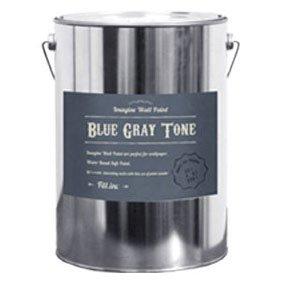 ペンキ 灰色 グレー 水性塗料 イマジンウォールペイント 15L ブルーグレートーン 【197】 B01MSMTI7S 15L