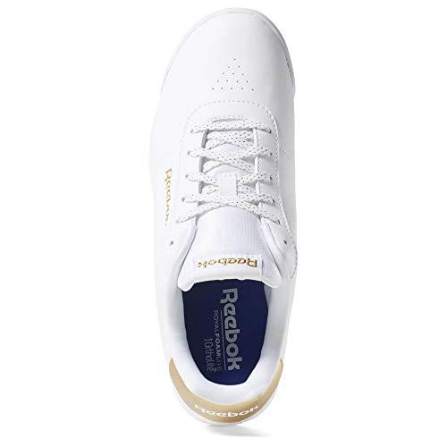 Royal Blanc Multisport Femme Chaussures Charm Reebok Indoor HZwaqx