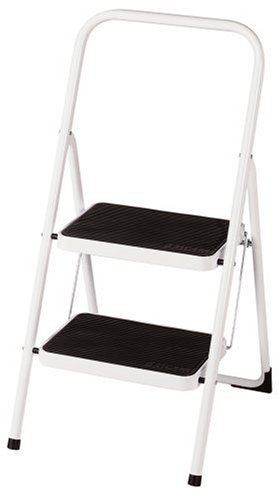 Tricam TR-2W-HB 200-Pound Capacity ANSI Type III Highback Step Stool, 2-Step