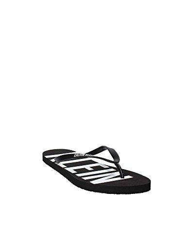 Woman Black Sandal FF Klein Calvin aq4wfgq