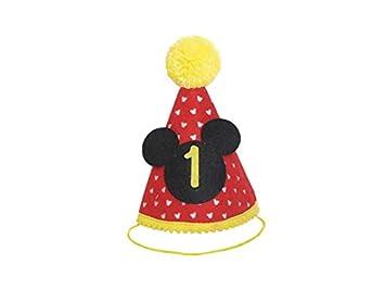 Amazon.com: Sombrero para fiesta de Mickey, atuendo para ...