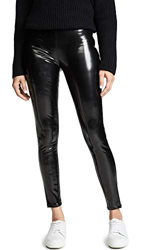 [BLANKNYC] Women's VINYL LEGGINGS Pants, -Dominatrix, 27