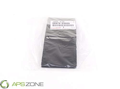 - LEXUS Genuine Shift Console Slide Cover OEM 35975-53020