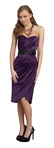 Mori-Lee-898-Gathered-Strapless-Short-Dress-GrapeBlack-8