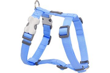 Red Dingo Dog Harness, Small, Mid-Blue, My Pet Supplies