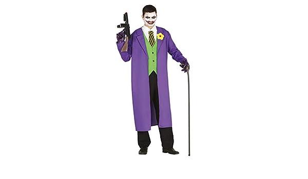 Horror-Shop Disfraz De Villano Loco L: Amazon.es: Juguetes y juegos