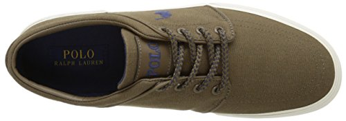 Polo Ralph Lauren Faxon Low Sneakers Dark Sepia UNHTTR
