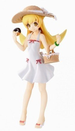 Most lottery story  series-lottery, and in no performance   A prize Oshino Shinobu figure (japan import)