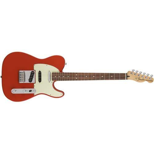 Fender Deluxe Nashville Telecaster Electric Guitar, 22 Frets, Modern