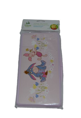 Pooh & Friends Assorted Print Baby Wipe Holder (Pink)