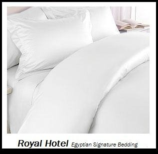 Split King: Adjustable King Bed Sheets 5PC Solid White 100% Cotton 600