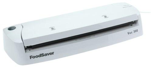 FoodSaver Vac 300 Vacuum-Sealing Kit, White