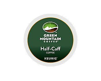 Green Mountain Coffee Half-Caff, Keurig K-Cups, 192 Count by Green Mountain Coffee