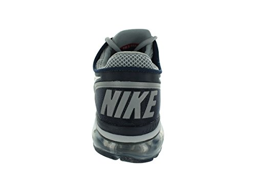 Nike Mens Trainer 1.3 Max+ Running Shoe Obsidian/Metallic Silver/Matte Silver dX8HaLO2Gy