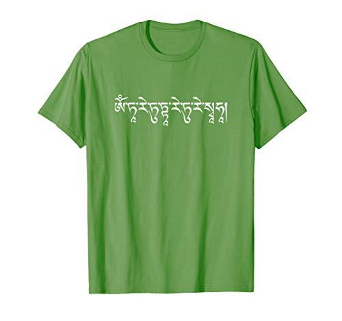 (Green Tara Buddha Tibetan Buddhism Vajrayana Meditation  T-Shirt )