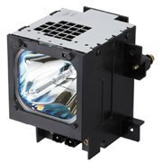 Replacement lamp for Sony Grand WEGA or XBR Grand WEGA Rear-Projection LCD Television ()