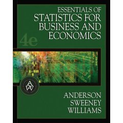 Essentials of Statistics for Business and Economics- Text Only