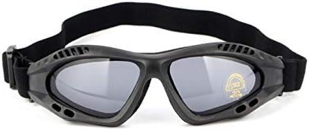 GreatWall Desert - Gafas de Sol Militares para Motocicleta ...