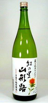 寿虎屋酒造 紅の里 山形路 特別純米 1800ml