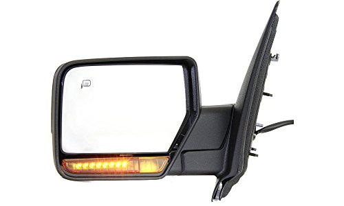 Kool Vue Power Mirror For 2007-2016 Ford Expedition Driver Side Heated ()