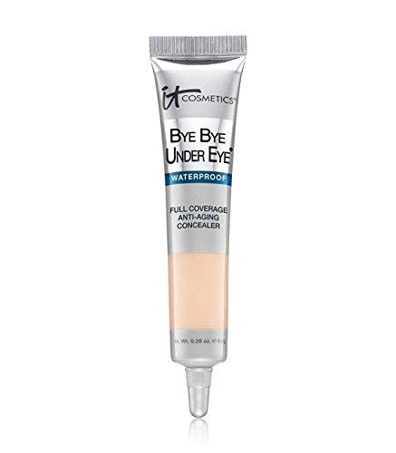 It Cosmetics Bye Bye Under Eye Anti-Aging Waterproof Concealer (Neutral Medium) 0.28 fl oz