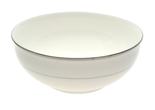 Mikasa Gothic Platinum Vegetable Bowl, ()