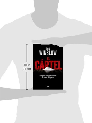 El Cártel (Spanish Edition): Don Winslow, RBA: 9788490566367 ...