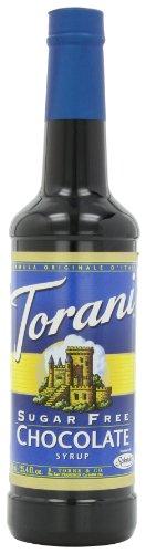 Torani Sugar-Free Syrup, Chocolate, 25.4-Ounce Bottles (Pack of 3) (Best Italian North Beach Sf)