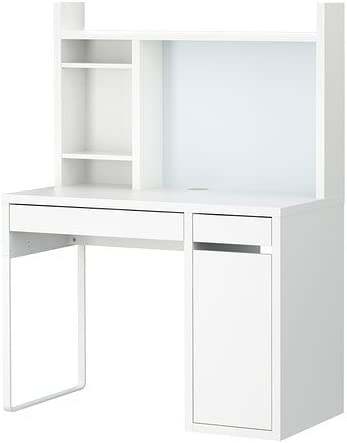 IKEA(イケア) MICKE ホワイト