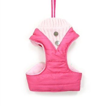 DOGO 100 Dogo EasyGo Puffer Harness Pink (Small)