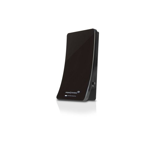 Amped Wireless High Power Wireless-N 500mW Directional USB Adapter for Apple Mac and PC (UA1000) by Amped Wireless