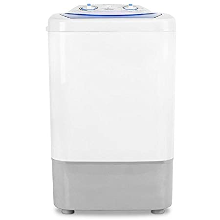 oneConcept SG002 Mini lavadora portatil (250W, 2,8 kg carga, 2 ...