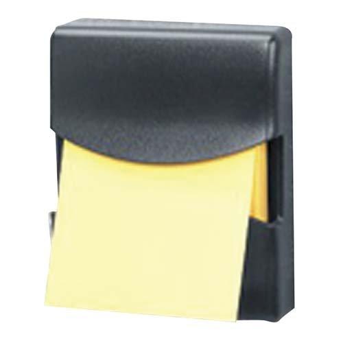 o Fellowes Inc o - Pop-up Note Dispenser,w/ 100 Notes,3-5/8