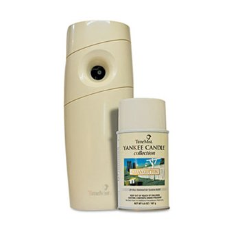 Time Mist C-Yankee Candle Starterkit Disp & Clean Cotton by Timemist