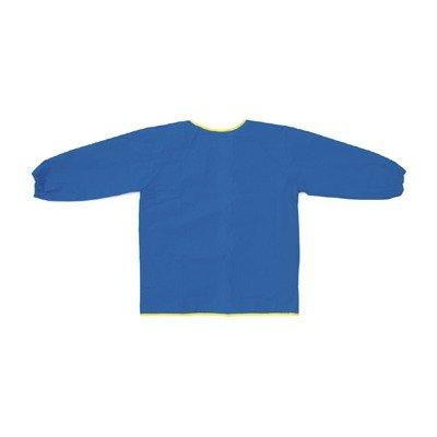 Long Blue 6.25 Length 9 Wide Chenille Kraft CK-520802 Creativity Street Sleeve Art Smock 0.38 Height
