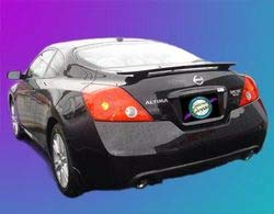 (Painted 2008-2013 Nissan Altima Coupe Spoiler Custom Style Wing, new)